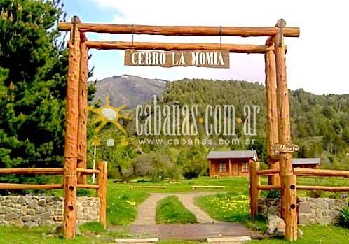 Cabañas Cerro La Momia